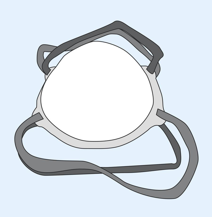 ansigtsmaske MX-2005